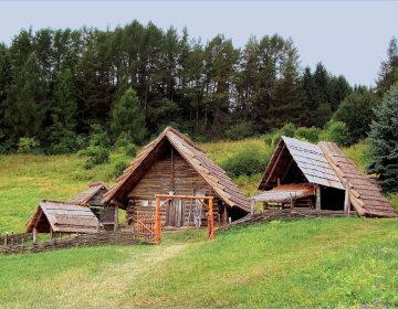 Archeoskanzen Havránok | ubytovanie-aquapark.sk