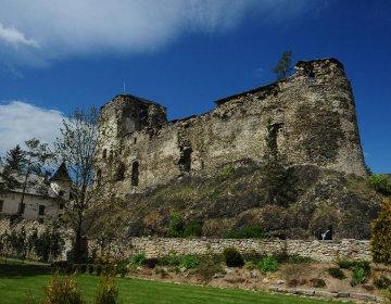 Liptovský hrad | ubytovanie-aquapark.sk