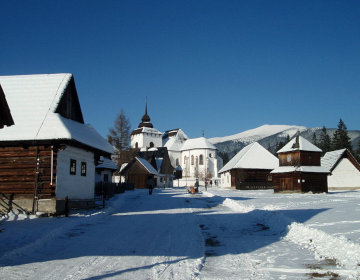 Múzeum Liptovskej dediny | ubytovanie-aquapark.sk