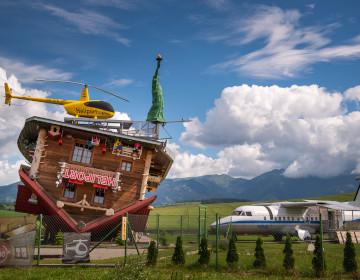 Dom hore nohami | ubytovanie-aquapark.sk